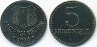 5 Pfennig 1918 Pfalz Kaiserslautern – Eisen geschwärzt 1918 (Funck 231.... 5,50 EUR  +  2,00 EUR shipping