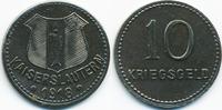 10 Pfennig 1918 Pfalz Kaiserslautern - Eisen 1917 (Funck 231.7c) sehr s... 4,50 EUR  +  2,00 EUR shipping