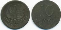 10 Pfennig 1918 Pfalz Kaiserslautern - Eisen 1917 (Funck 231.7e) sehr s... 7,50 EUR  +  2,00 EUR shipping