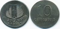 10 Pfennig 1918 Pfalz Kaiserslautern - Eisen 1917 (Funck 231.7g) sehr s... 4,50 EUR  +  2,00 EUR shipping