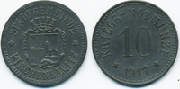 10 Pfennig 1917 Bayern Kirchenlamitz - Zink natur 1917 (Funck 243.2a) v... 44,00 EUR  +  6,50 EUR shipping