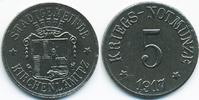 5 Pfennig 1917 Bayern Kirchenlamitz - Eisen 1917 (Funck 243.4b) vorzügl... 22,00 EUR  +  6,50 EUR shipping