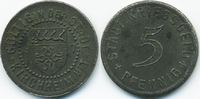 5 Pfennig 1917 Württemberg Kirchheim - Eisen 1917 (Funck 244.3b) vorzüg... 4,00 EUR  +  2,00 EUR shipping