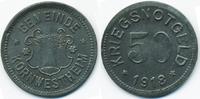 50 Pfennig 1918 Württemberg Kornwestheim - Zink 1918 (Funck 257.1A) vor... 120,00 EUR  +  8,50 EUR shipping