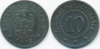 10 Pfennig 1918 Posen Koschmin - Zink 1918 (Funck 258.1c) Röttinger prä... 39,00 EUR  +  6,50 EUR shipping