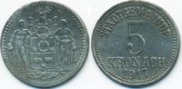 5 Pfennig 1917 Bayern Kronach - Zink 1917 (Funck 260.1b) sehr schön/vor... 7,50 EUR  +  2,00 EUR shipping