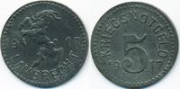5 Pfennig 1917 Pfalz Lambrecht - Zink 1917 (Funck 265.1b) vorzüglich - ... 17,00 EUR  +  2,00 EUR shipping