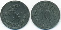 10 Pfennig 1917 Pfalz Lambrecht - Zink 1917 (Funck 265.2Aa) vorzüglich ... 4,00 EUR  +  2,00 EUR shipping