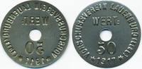 Schleswig/Holstein 50 Pfennig Lauenburg - Eisen 1917 (Funck 274.3)