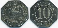 Württemberg 10 Pfennig Leutkirch - Eisen 1918 (Funck 294.2Ae)