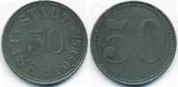 Posen 50 Pfennig Lissa - Zink ohne Jahr (Funck 302.3a)