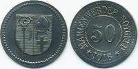 Westpreussen 50 Pfennig Marienwerder - Eisen 1918 (Funck 318.3a)