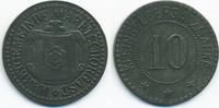 Bayern 10 Pfennig Marktschorgast - Zink ohne Jahr (Funck 324.1)