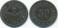Hessen/Nassau 50 Pfennig Melsungen - Eisen 1920 (Funck 327.6b)