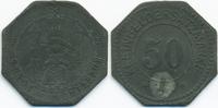 Hessen/Nassau 50 Pfennig Montabaur - Zink ohne Jahr (Funck 338.3a) Originalprägung