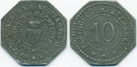 Hessen/Nassau - Schlierbach 10 Pfennig Wächtersbacher Steingutfabrik G.m.b.H (H.833.1.3)