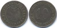 Rheinprovinz - Mettmann 10 Pfennig Wagner & Englert G.M.B.H. Mettmann (H.604.3.1) Gültig bis 1920