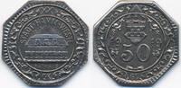 Westfalen 50 Pfennig Hamm - Eisen 1919 (Funck 191.14B) ohne HK unter Wertzahl