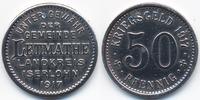 Westfalen 50 Pfennig Letmathe - Eisen 1917 (Funck 292.4A)