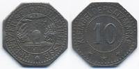 Schleswig/Holstein 10 Pfennig Preetz - Eisen 1917 (Funck 430.4)