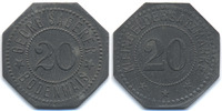 Bayern - Bodenmais 20 Pfennig Georg Sagerer Bodenmais (H.164.2)