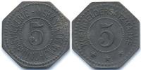 Bayern - München 5 Pfennig Artillerie - Werkstätten München (H.627.3)