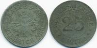 Hessen/Nassau - Biebrich 25 Pfennig Kalle & Co. Biebrich (H.155.2)
