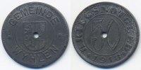 Baden 50 Pfennig Wyhlen - Zink 1918 (Funck 617.3A)