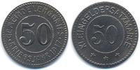 Bayern 50 Pfennig Lenggries - Eisen 1917 (Funck 287.2)