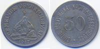 Bayern 50 Pfennig Oberammergau - Eisen 1917 (Funck 387.6a)