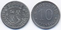 Bayern 10 Pfennig Treuchtlingen - Eisen 1920 (Funck 547.5)