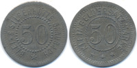 Hessen/Nassau - Braubach 50 Pfennig Blei- & Silberhütte Braubach (H.172.6)