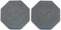 Sachsen 50 Pfennig Bitterfeld - Zink 1917 (Funck 44.3A)