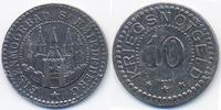Sachsen 10 Pfennig Schmiedeberg - Eisen ohne Jahr (Funck 476.2)