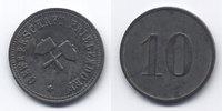 Hessen/Nassau - Frielendorf 10 Pfennig Gewerkschaft Frielendorf (Fr. 69.2) POW Camp