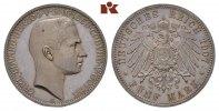 5 Mark 1907. Sachsen-Coburg-Gotha Carl Eduard, 1900-1918. Polierte Plat... 2245,00 EUR kostenloser Versand