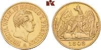 Doppelter Friedrichs d'or 1848 A, Berlin. BRANDENBURG-PREUSSEN Friedric... 3325,00 EUR kostenloser Versand
