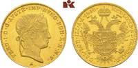 KAISERREICH ÖSTERREICH Dukat Franz Josef I., 1848-1916.