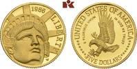 VEREINIGTE STAATEN VON AMERIKA / USA 5 Dollars Föderation.