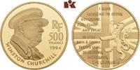 500 Francs 1994. FRANKREICH 5. Republik seit 1958. Polierte Platte  695,00 EUR  zzgl. 5,90 EUR Versand