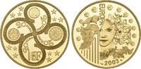 20 Euro 2003. FRANKREICH 5. Republik seit 1958. Polierte Platte  745,00 EUR  zzgl. 5,90 EUR Versand