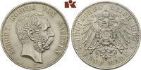 5 Mark 1902. Sachsen Albert, 1873-1902. Vorzüglich-Stempelglanz  1006.58 US$ 895,00 EUR  +  16.76 US$ shipping
