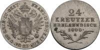 24 Kreuzer, Wien 1800 Habsburg, Franz II. (I.) (1792-1835)  fast vz, mi... 220,00 EUR  zzgl. 5,90 EUR Versand