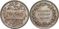AE-Medaille o.J. Berlin  vz  125,00 EUR  zzgl. 5,90 EUR Versand