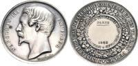 Silbermedaille 1856 Frankreich Napoleon III., 1852-1870 ss, winzige Kra... 75,00 EUR  zzgl. 5,90 EUR Versand