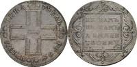 Rubel, St. Petersburg 1795 Russland Paul I. (1796-1801) ss +, min. Schr... 475,00 EUR  zzgl. 5,90 EUR Versand