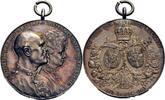 Silbermedaille 1903 Braunschweig-Calenberg-Hannover  vz/vz+  145,00 EUR  zzgl. 5,90 EUR Versand
