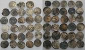 Lot: 58 einseitige Pfennige 16 Jhd. Diverse Provenienz  s-ss  575,00 EUR  zzgl. 5,90 EUR Versand