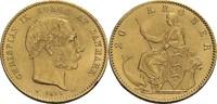 20 Kroner 1873 Dänemark Christian IX., 1863-1906 fast vz, min. Randfehl... 370,00 EUR  zzgl. 5,90 EUR Versand