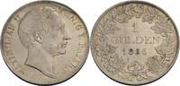 Gulden 1856 Bayern Maximilian II., 1848-1864 ss + / fast vz, winz. Krat... 75,00 EUR  zzgl. 5,90 EUR Versand